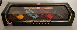 Hot Wheels 50th Anniversary Porsche 4 Car Set