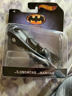 Hot Wheels Batman BATMOBILE Michael Keaton movie die cast fr