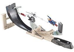 Hot Wheels Batman v Superman Batmobile City Chase Track Set