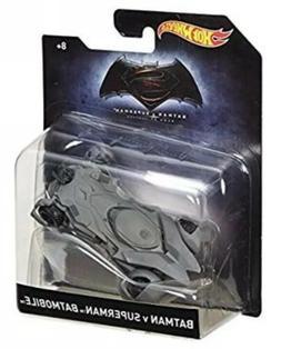 Hot Wheels Batman v Superman Batmobile Vehicle