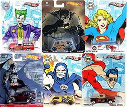 Batman DC Comics Hot Wheels Pop Culture Set Batman Quick D-L