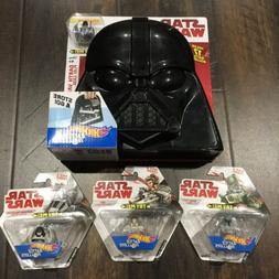 Hot Wheels Battle Rollers Star Wars Darth Vader Play Case Se
