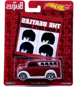 Hot Wheels The Beatles Dairy Delivery Vehicle