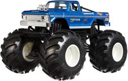Hot Wheels Big Foot Monster Truck, 1:24 Scale Fast Free Ship