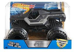 Hot Wheels Monster Jam Soldier Fortune Black Ops Vehicle