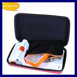 Blue Hard Carry Travel Case For Osmo Hot Wheels Mindracers K