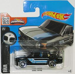BMW 2002 Hot Wheels 2016 BMW Series Black 2002 1:64 Scale Co