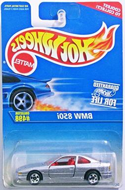BMW 850i  Hot Wheels Collector #498 on Blue & White Card