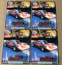 Hot Wheels Boulevard 69 Alfa Romeo 33 Stradale Red Premium N