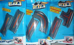 SEALED Hot Wheels Car City Curved, Straight, Intersection Tr