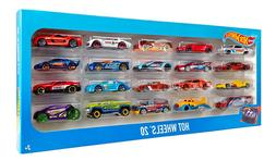 Brand New, Never opened Hot Wheels 20 Car Gift Pack