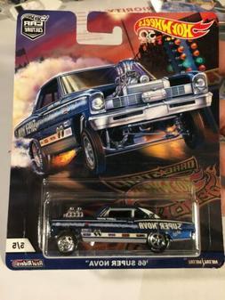 Hot Wheels - Car Culture - Drag Strip Demons - '66 Super Nov