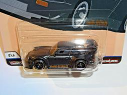 HOT WHEELS CAR CULTURE SILHOUETTES BLACK RWB RAUH-WELT PORSC