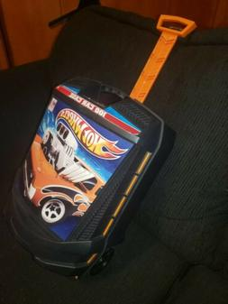 Hot Wheels Carrying Case Matchbox 100 Car Toy Box Storage To