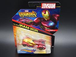 Hot Wheels Character Cars 2018 - Marvel Avengers Infinity Wa