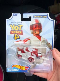 Hot Wheels Character Cars - Disney Pixar Toy Story 4 ~ Duke