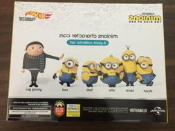 Hot Wheels Character Cars Minions The Rise Of Gru Movie Set