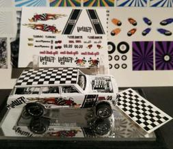 Hot Wheels Chevy  Gasser  DECALS ONLY