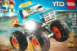 LEGO City Monster Truck 60180 Building Kit