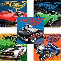 Classic Hot Wheels™ Stickers - Birthday Party Supplies & F