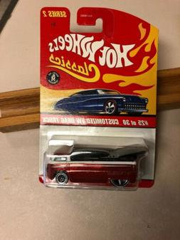 HOT WHEELS CLASSICS SERIES 2 Customized VW DRAG TRUCK -  $8.