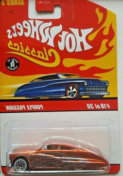 Hot Wheels Classics Series 3 #18 Purple Passion