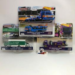 Complete Set of 3 * 2020 Hot Wheels Team Transport Case G w/