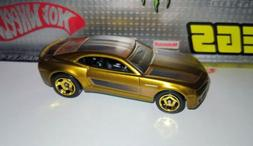 Hot Wheels COOL CLASSICS CHEVY CAMARO CONCEPT Spectraflame G