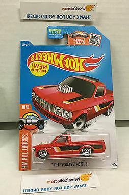 Custom '72 Chevy LUV #148 * RED * 2016 Hot Wheels * F28