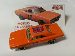 Hot Wheels Custom Dukes of Hazzard General Lee 1969 Charger