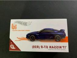 Hot Wheels Custom ID Car '17 Nissan GT-R R35 2020 Series 2