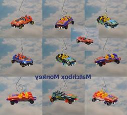 Custom Roller Coaster Car Christmas Ornament 1/64 Amusement