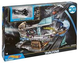 Hot Wheels DC Comics Bat Cave Playset