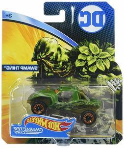 Hot Wheels DC Universe Swamp Thing Vehicle - Play Vehicles