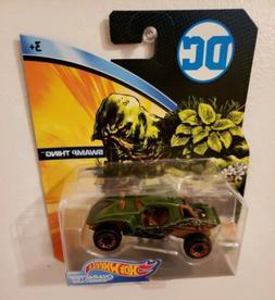 Hot Wheels DC Universe Swamp Thing Vehicle - Play Vehicles B