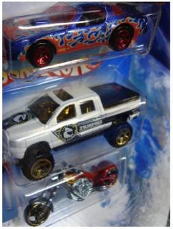 Hot Wheels Diecast Dodge Ram 1500 - '77 Pontiac -Hot Bird- F