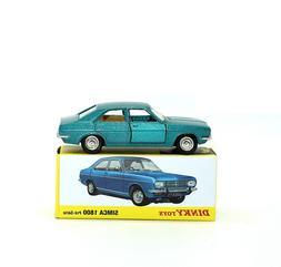Dinky Toys Atlas 1409 1/43 SIMCA 1800 Pre-<font><b>serie</b>