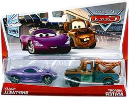Disney/Pixar Cars Mater with Shadow of Team Logo and Holly D