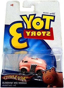 Disney / Pixar Toy Story 3 Hot Wheels Die Cast Vehicle Hamm