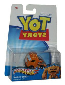 Disney Pixar Toy Story Hot Wheels  Turbo Chunk Die-Cast Vehi