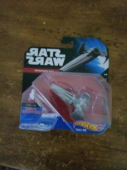 Disney Hot Wheels Star Wars Sith Infiltrator Starship Die-Ca