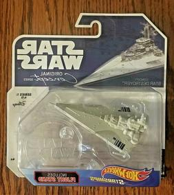 Disney Hot Wheels Star Wars Starships Original Concepts Star