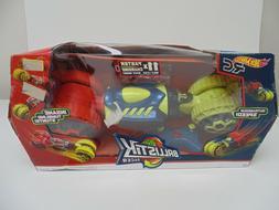 Mattel DJD79 Hot Wheels Ballistik Racer Vehicle