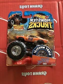 Dodger Charger R/T 35/50 2019 Hot Wheels Monster Trucks Case