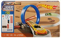 Mattel DPF20 Hot Wheels Track Builder System Super 6-in-1 Se