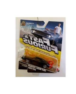 Hot wheels Fast & Furious 1969 Charger Daytona 2017 HTF Toys