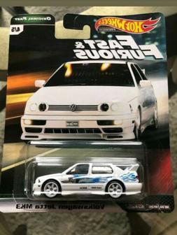 Hot Wheels - Fast and Furious - Original Fast - Volkswagen J