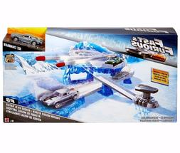 Fast & Furious Frozen Missile Attack F8 Launching Game Ice C