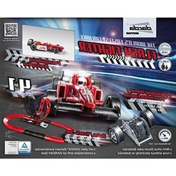 KSM Toys Darda Flash Fighter Race Track Set with Formula One