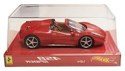 Hotwheels 1:24 Scale Heritage Collection Ferrari 458 Spider